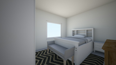 room2 - Bedroom - by DoraL