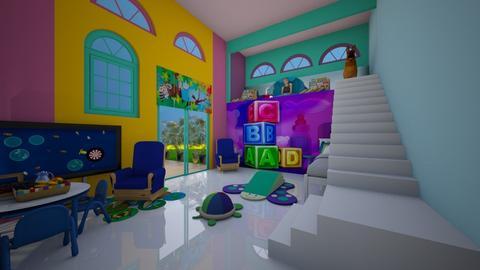 brixton mezzanine - Eclectic - Kids room - by Orionaute