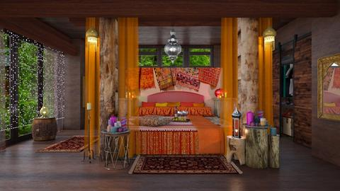 absolutely bohemian  - Modern - Bedroom - by Ida Dzanovic