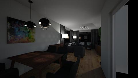 woonkamer 3 - Living room - by mirthevanree