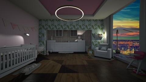 Nursery - by Gre_Taa