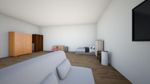 room number 2 - by rachellestylui