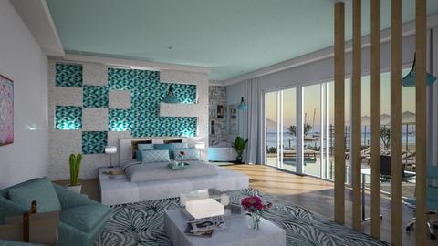ibiza - Glamour - Bedroom - by soralobo