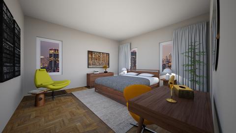 MBKBhomeBR488 - Living room - by evakarwowska