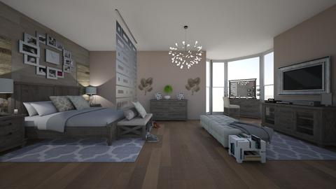 jaxon inspired - Bedroom - by martinal2