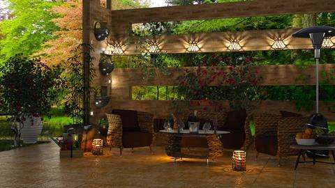 Terrace - by marocco