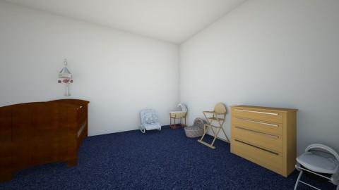 hanahs room - Classic - Kids room - by krgee