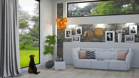 photo wall - by barnigondi