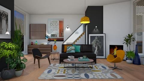 Colour Comfy - Modern - Living room - by janip