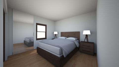 First Bedroom - Modern - Bedroom - by ItsSebHdz