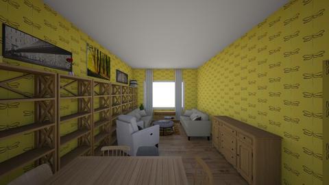 Nappali - Living room - by csongor97