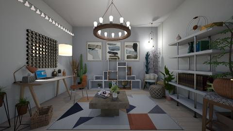 Boho Office - Office - by Anna Neeb
