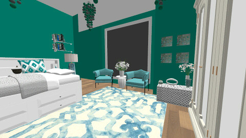 Ocean view - Bedroom - by Rachel Ederer_883