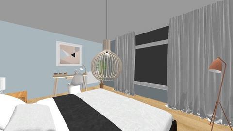 Kamer Koen  - Bedroom - by tinegregoor