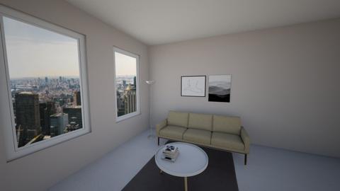 asdfg - Living room - by _Kikus