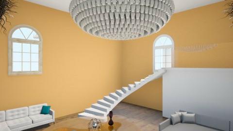 loftiguess - Retro - Living room - by mnschutte