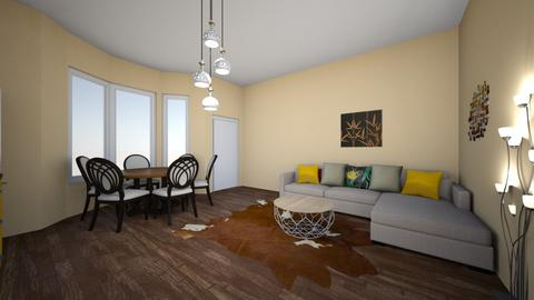 Plan casa - by  Nelia Zaharia