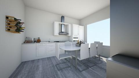 my famillie kitchen - Kitchen - by kyanavdp