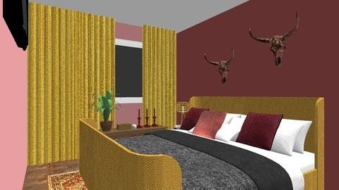 notte - Eclectic - Bedroom - by Doctor Deco