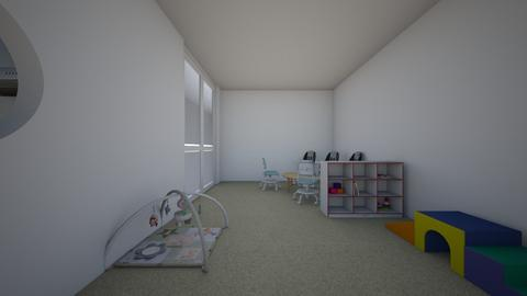 playroom werk1 - Kids room - by moraima12
