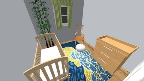 Nursery - Kids room - by AmandaBeselt