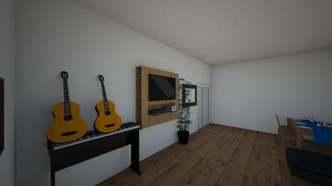 mawared kitchen - Living room - by tyhlodc