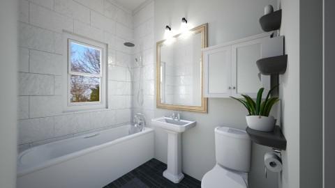 db5 - Bathroom - by Kaylin1313