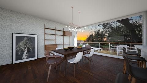 pasarokit77crschr - Living room - by evakarwowska
