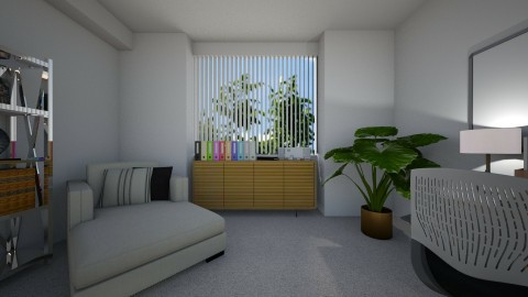 2BR_2BA Bedroom 3 - by Lele03