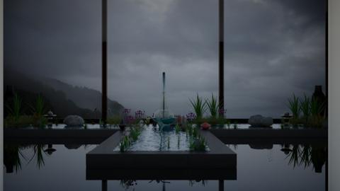 MY indoor pond - Garden - by Jade Autumn