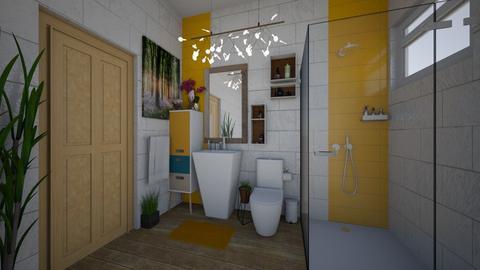 T24 - Bathroom - by GeGe Kanthip
