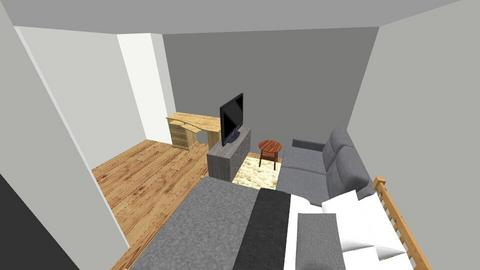 Neo Room of Andrew  - Bedroom - by AndyMitro