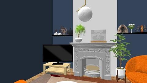 Sally living room  - Living room - by Natashataylor