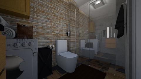 01 - Bathroom - by kinia21