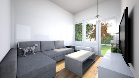 woonkamer bas - Living room - by Basvn