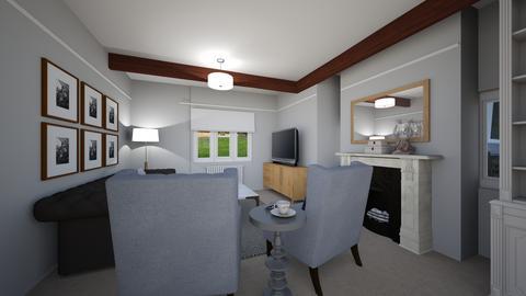 AV Tong Living Room - Living room - by hwhomedesign