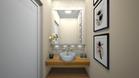 lavabo vania - Modern - Bathroom - by marjinha1