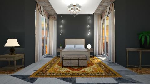 capt - Bedroom - by tharinrat