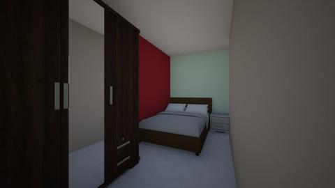 spavaca 2 - Minimal - Bedroom - by kreator