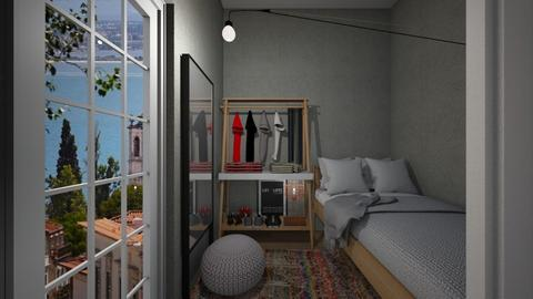 Casa321Bedroom2 - Modern - Bedroom - by nickynunes