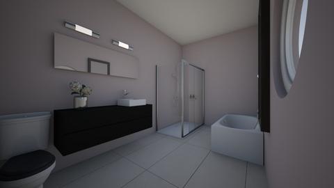 bathroom - by jazmind