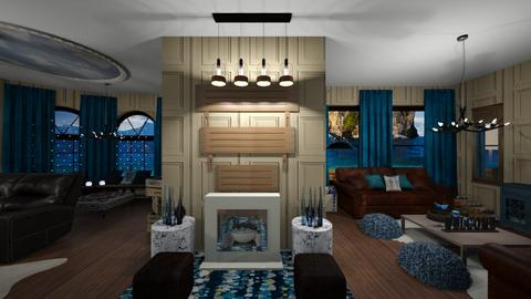 element - Country - Living room - by LilDebbieFrmDwnDaStreet
