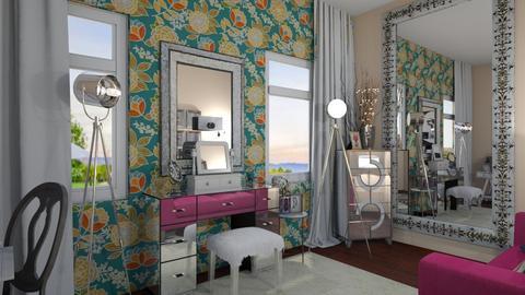 Beauty Guru Room - Office - by paluvica