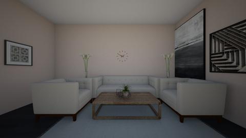 monden  - Living room - by LeLebear