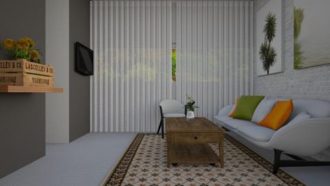 1183 2 - Country - Living room - by Riki Bahar Elbaz