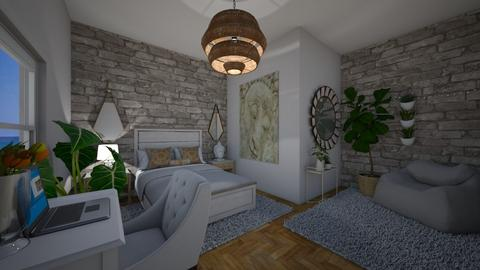 Boho Chic  - Bedroom - by nicquo40