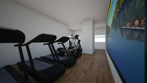 Layout - Office - by Leandro Leal SP Fitness Pro