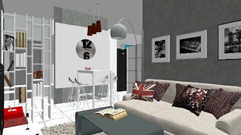 home - Living room - by hcc223