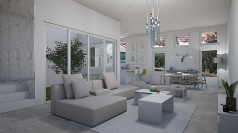 Living area - Modern - Living room - by Annathea