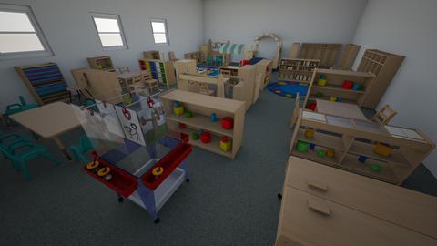 Model kindergarten class - by PQHQCZZJXZWNPCVQLNFQWJXUBBUGXMA